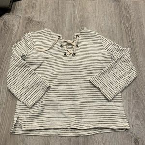 Madewell Stripe Top
